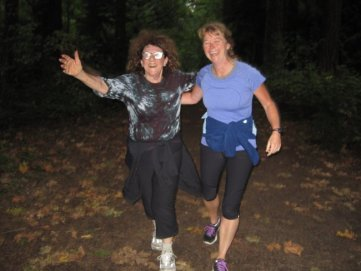 Traversing the Trails at our Seward Park 5k/10k!