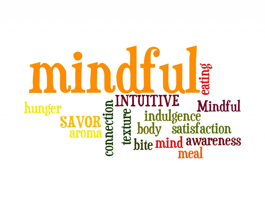 Mindful Eating in a Mindless World